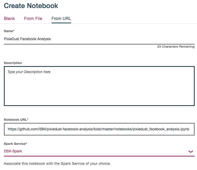 Facebook Analytics Cognitive Data Analysis - Jupyter Notebook & IBM Watson