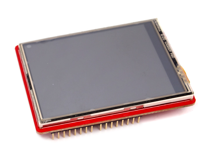 Arduino TFT Touch Screen Shield MCUFRIEND