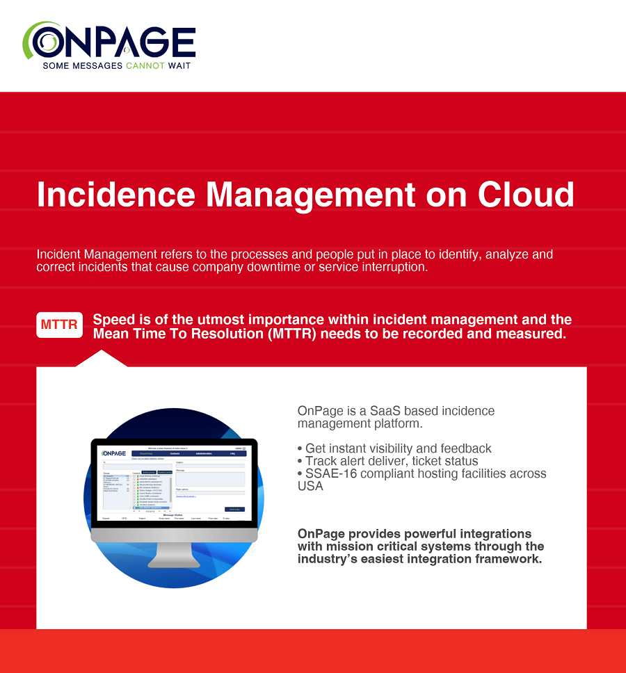 Incident Management in the Cloud