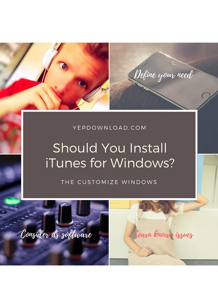 Should You Install iTunes for Windows
