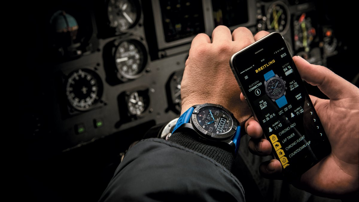 Android Watch Technical Details