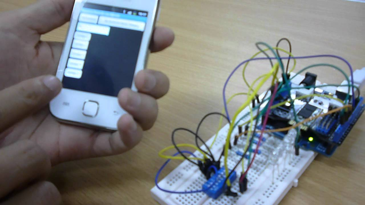 How to Develop Android App for Arduino