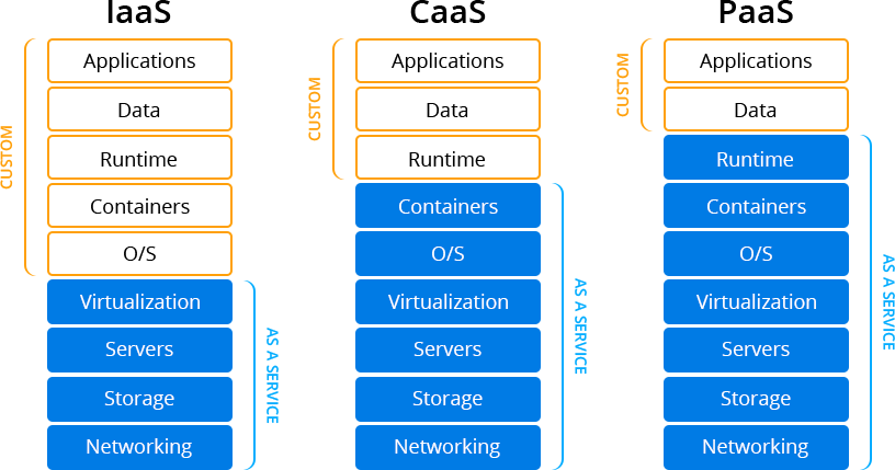 PaaS Versus Container Docker CaaS