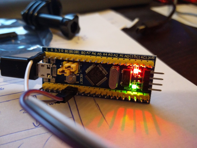 Arduino Compatible STM32 Boards (ARM Cortex Boards)