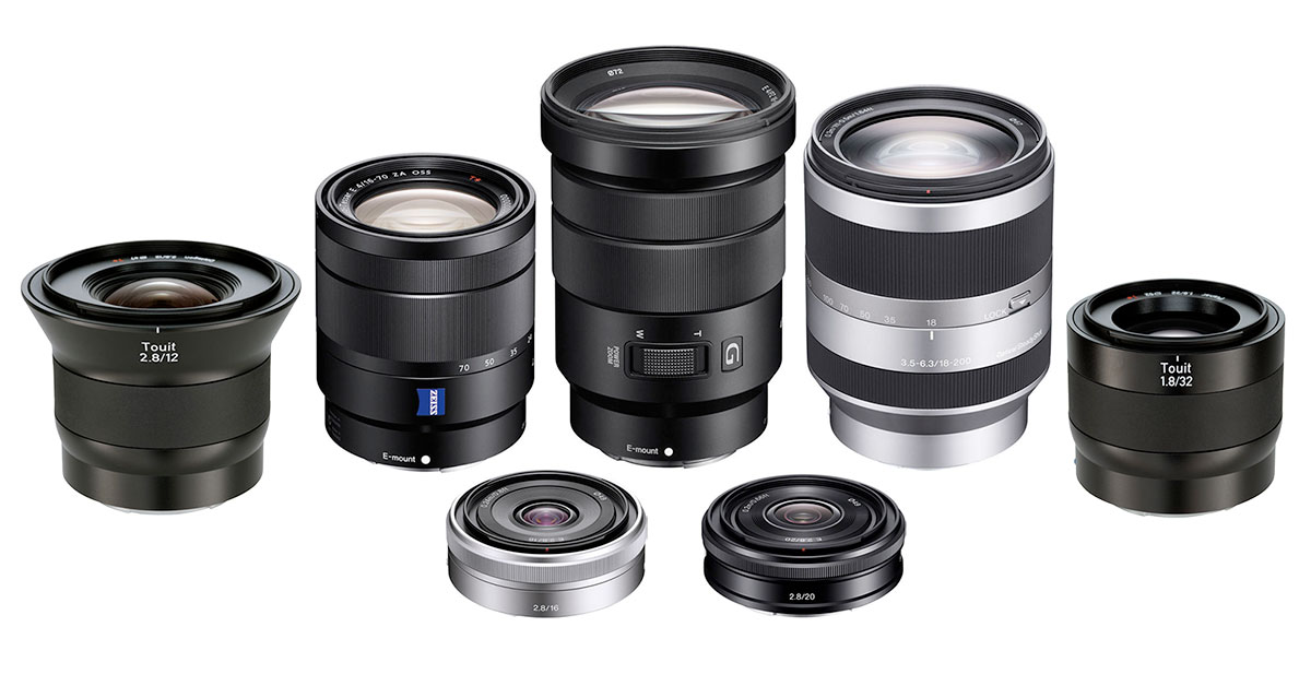 Sony A68 Lenses - Which One To Pick For Future