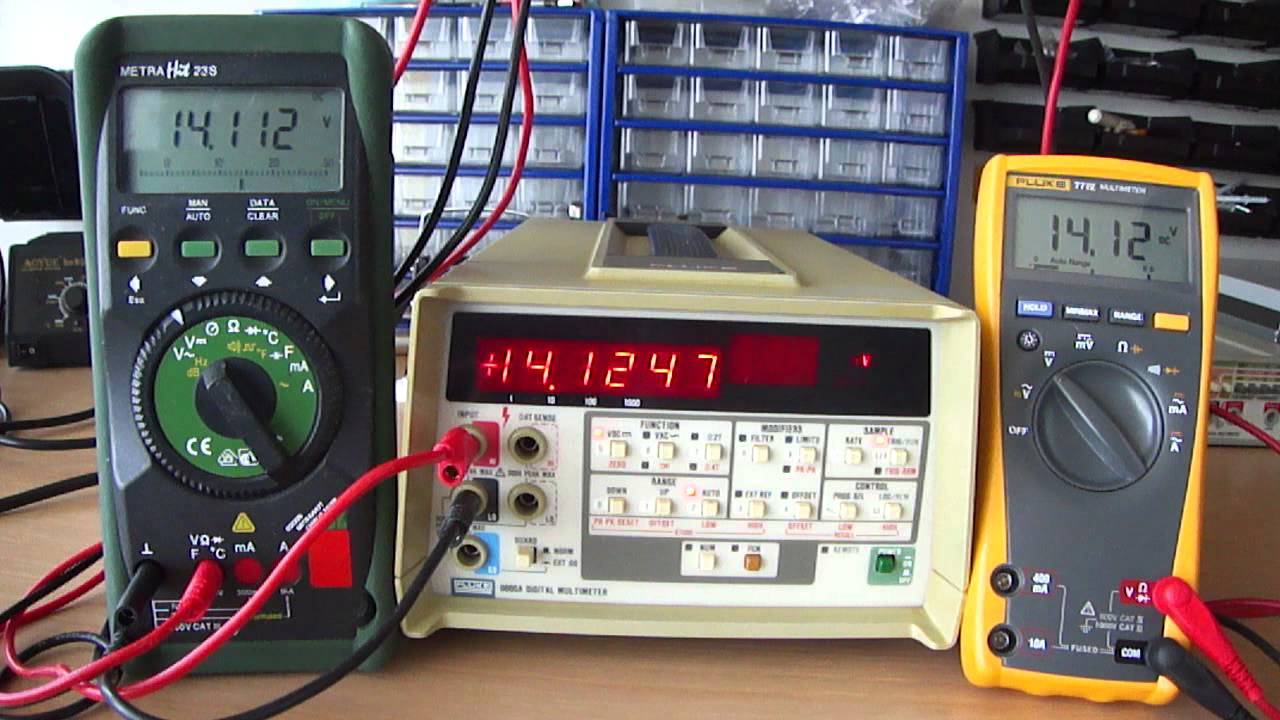Which Kind of Multimeter Electronics Beginner Should Buy