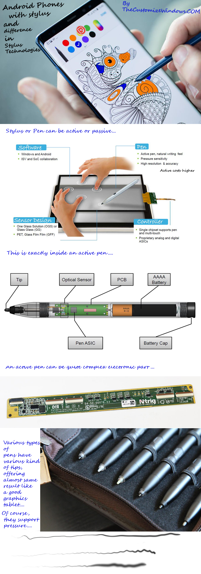 Android-Phones-With-Stylus-and-Difference-in-Stylus-Technologies