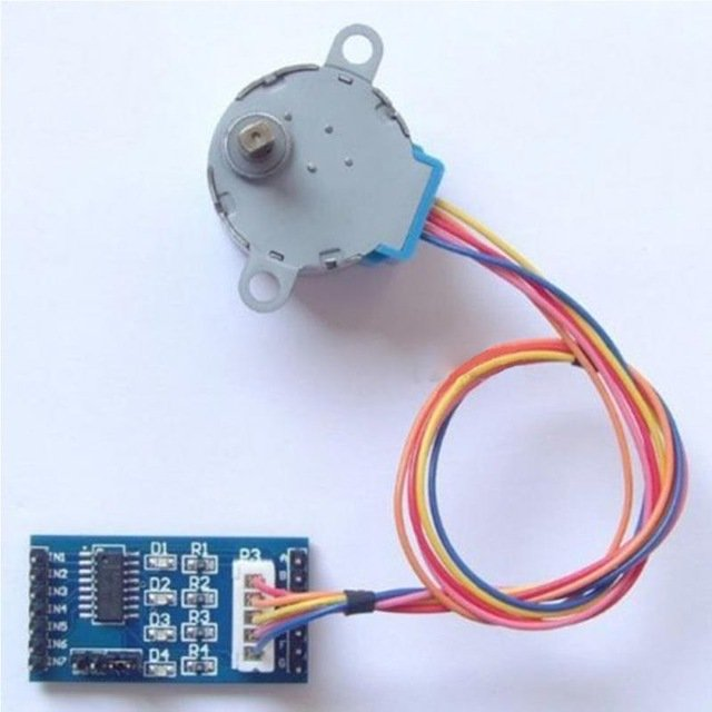 Arduino Stepper Motor Buying Guide Driver IC Included