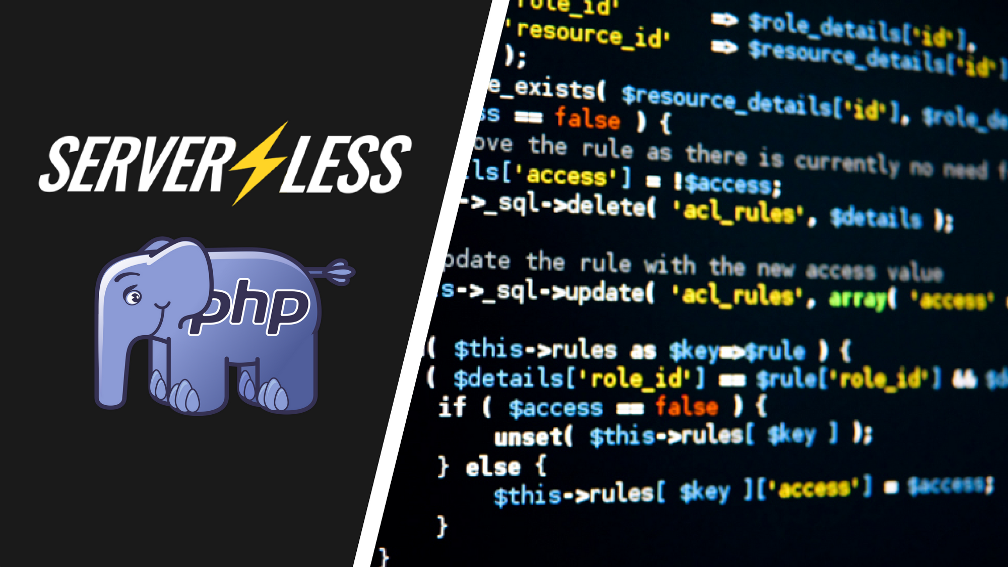 Introduction to Serverless With PHP IBM Cloud OpenWhisk