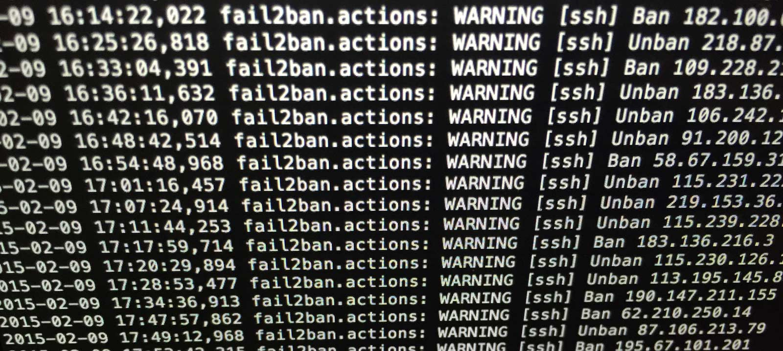 Fail2Ban For Web Hosts Without Root Access