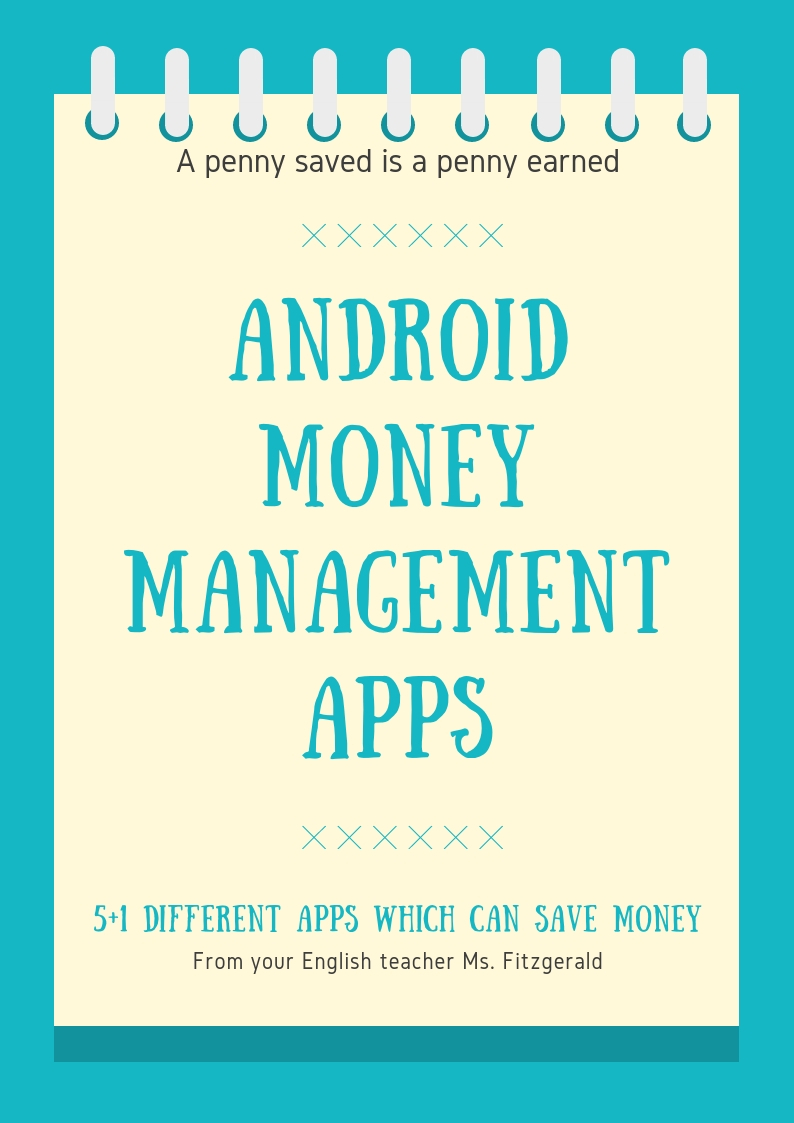 5 Personal Finance Money Management Apps for Android