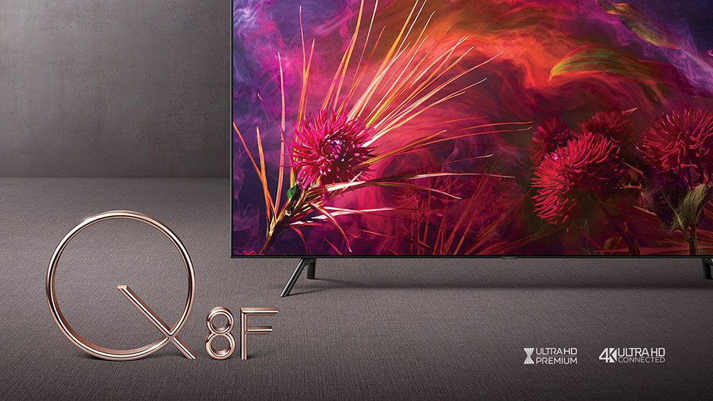 Samsung Q8FN QLED Series Smart TV Review