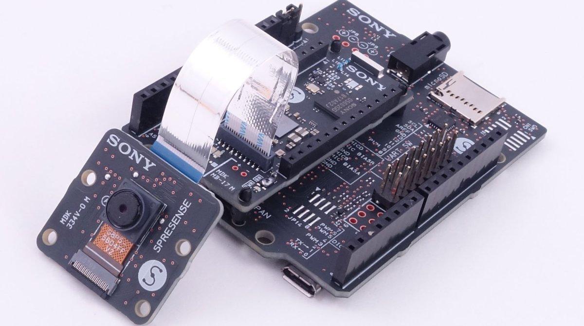 Sony Spresense Arduino IDE Compatible Development Board