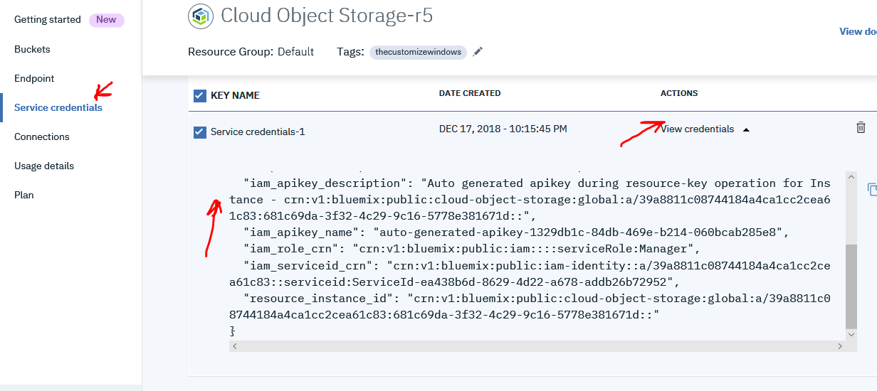 How To Use IBM Cloud CDN and Cloud Object Storage