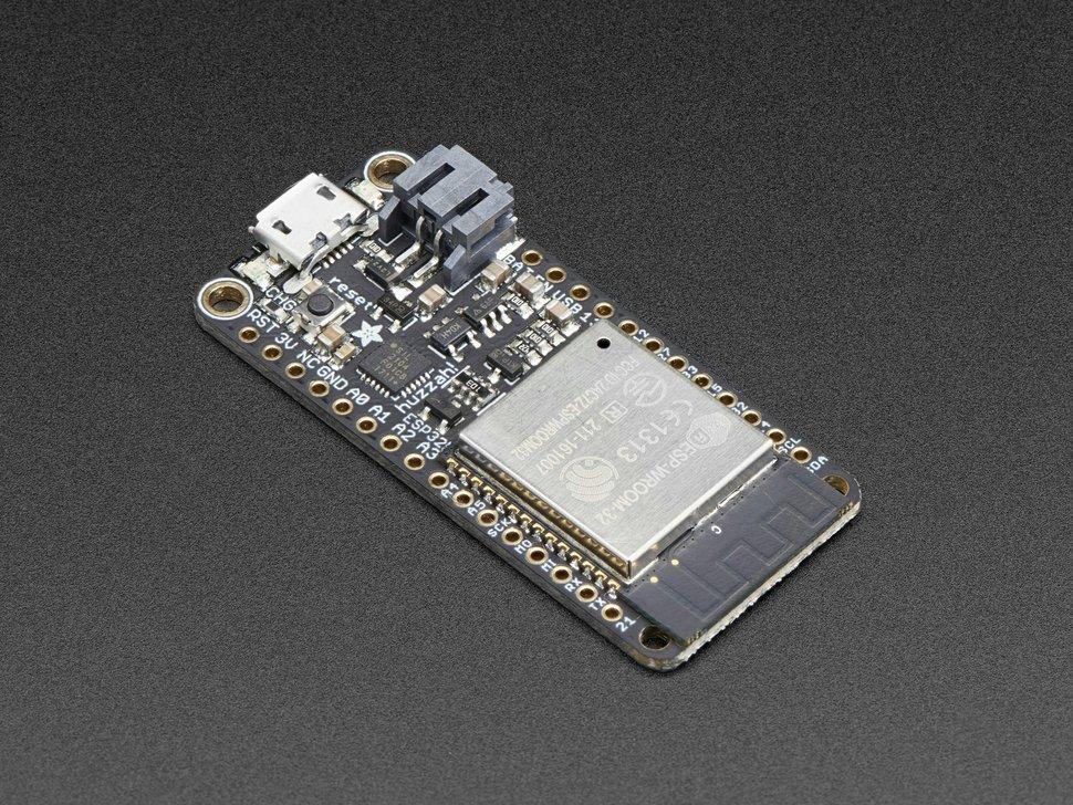 ESP32 Arduino Built-in Hall Sensor Code Theory