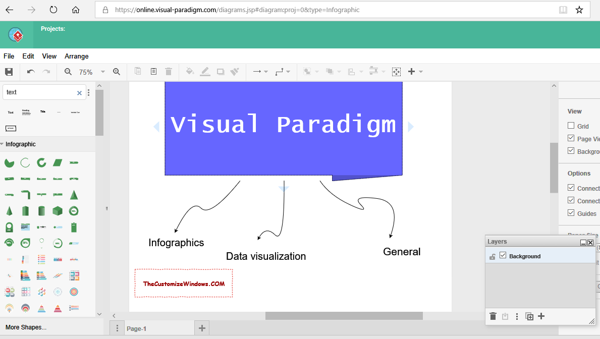 Visual Paradigm A Tool to Create Illustration of Different Things