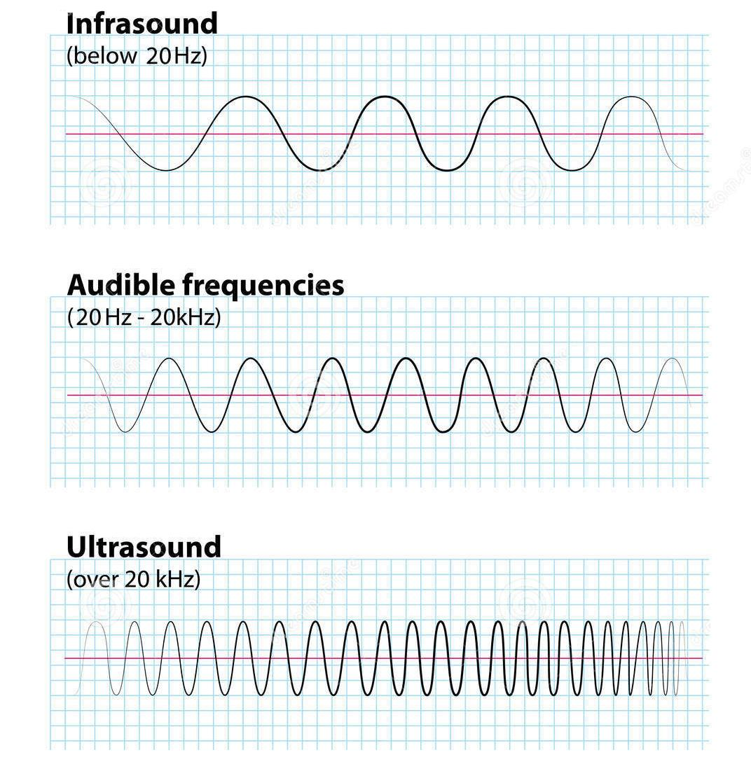 Science Physics Difference: What Is Infrasound? How Human Reacts To Sub 20Hz Infrasound?