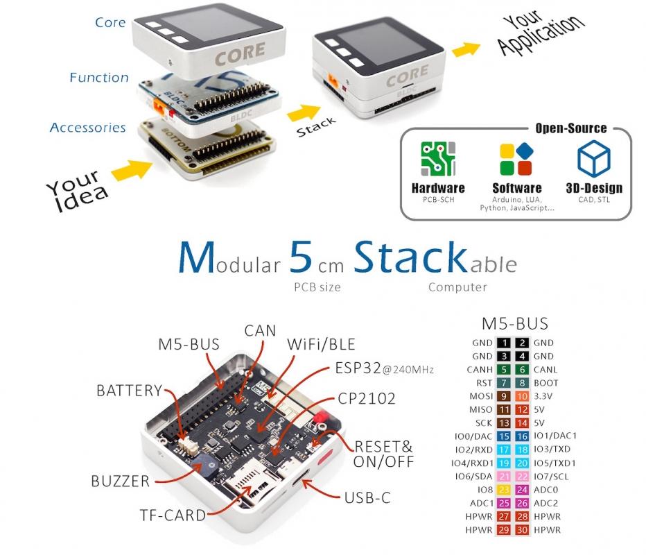 M5Stack ESP32 Arduino