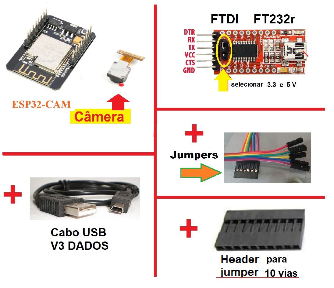Cheap ESP32-CAM Setup With Arduino IDE