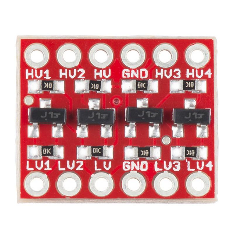 ESP32 Relay Control Shift 3-3V Signal to 5V Signal