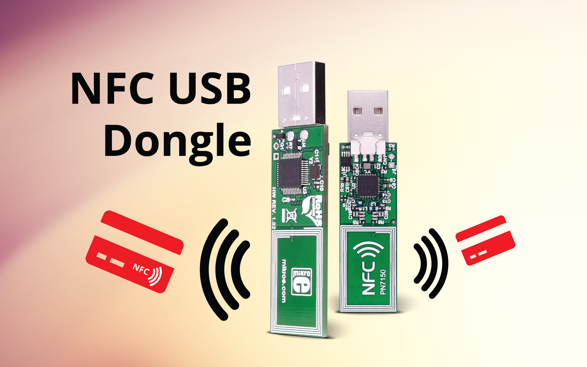 What to Know to Buy a NFC USB Dongle For Android PC Mac