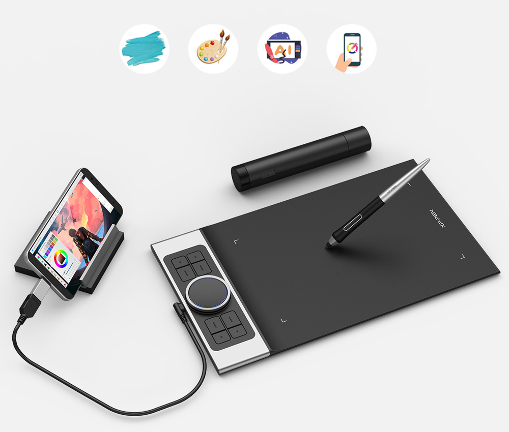 Drawing Tablet Pen For Android Smartphones