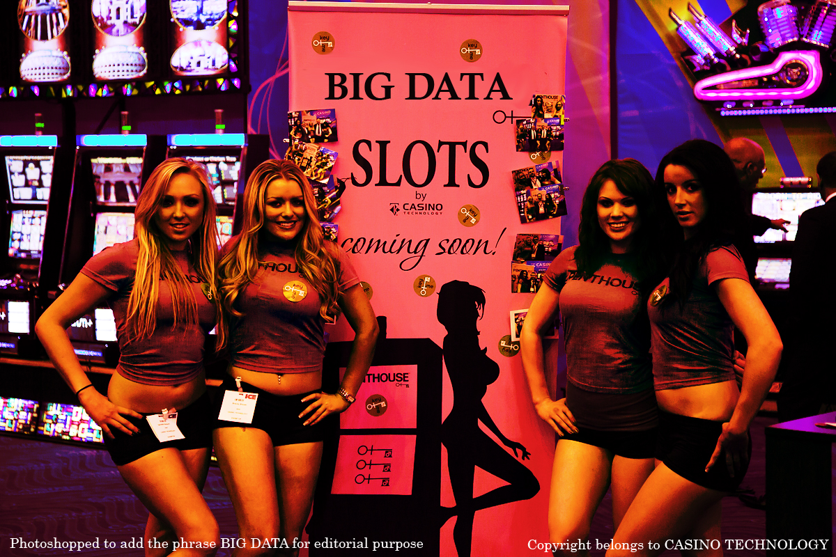 How Big Data is Changing the Slot Wins in the Casino History