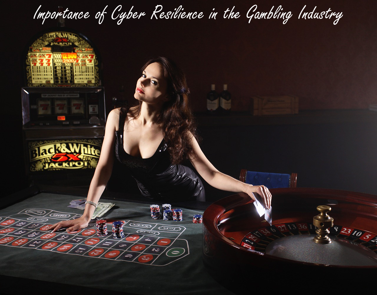 Importance of Cyber Resilience in the Gambling Industry