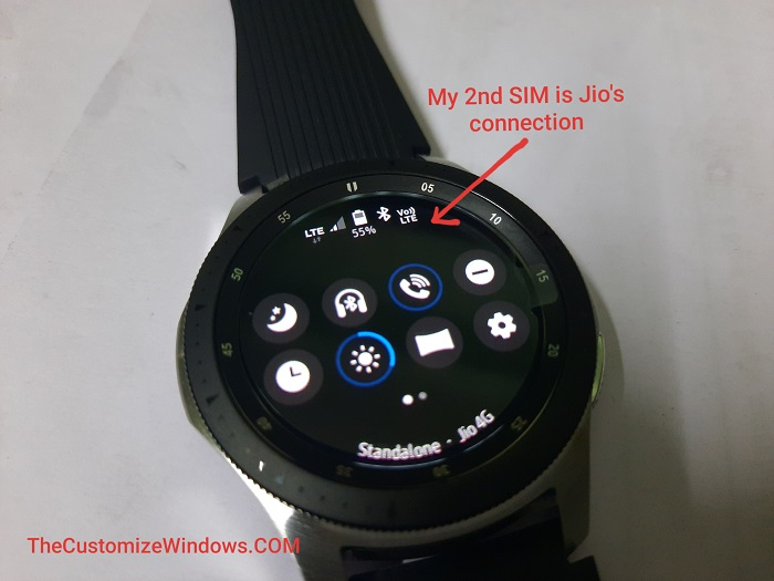 Samsung Galaxy Watch LTE Review