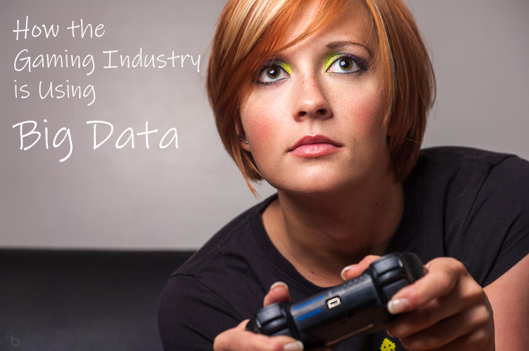 How the Gaming Industry is Using Big Data