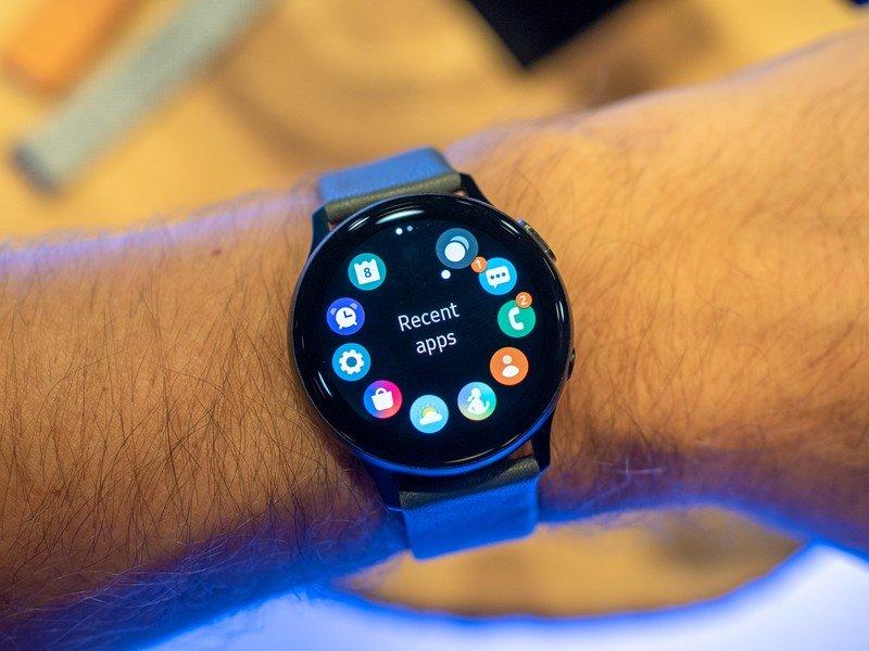 Galaxy Watch LTE Versus Active 2 LTE