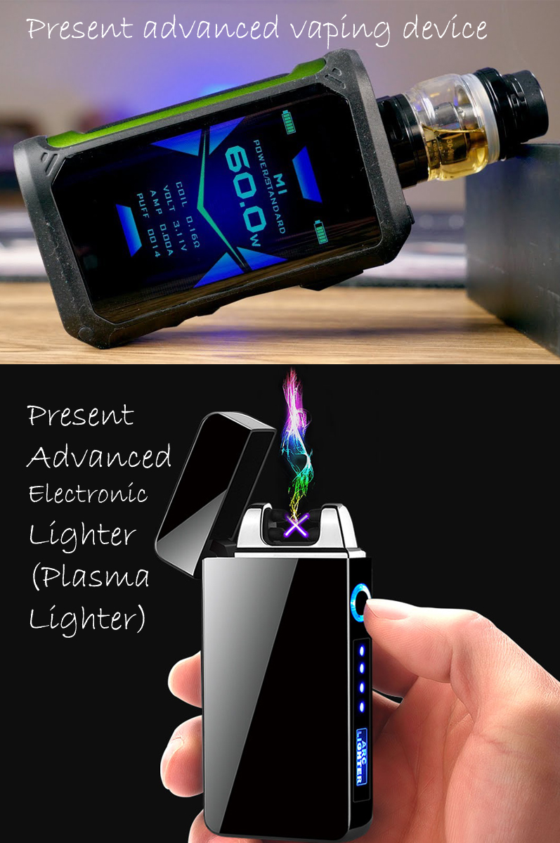 Reusing the Technologies of Latest Vaping Devices