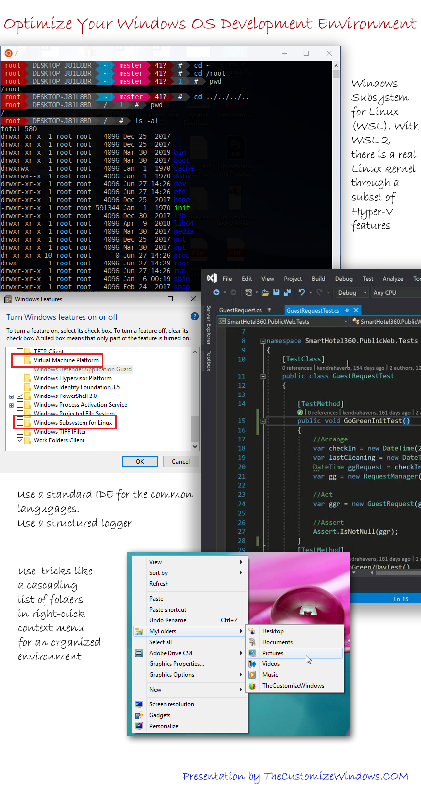 How To Optimize Your Windows OS Development