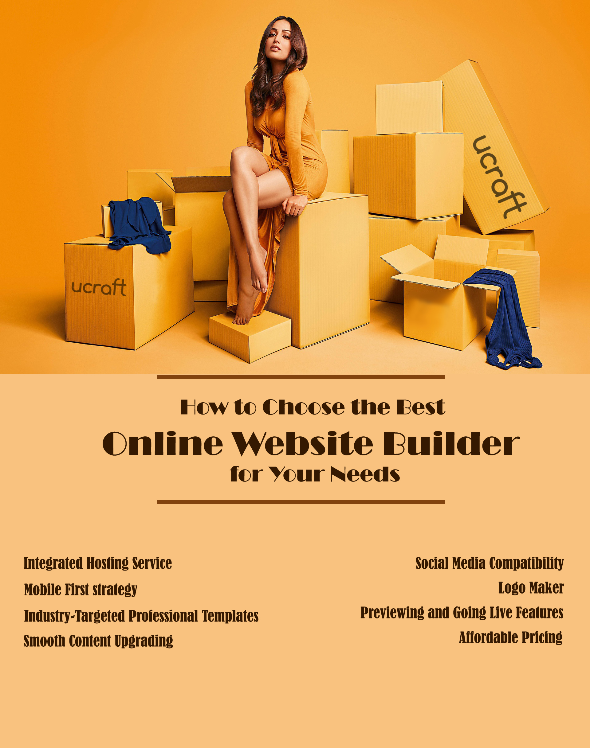 How to Choose the Best Online Website Builder for Your Needs
