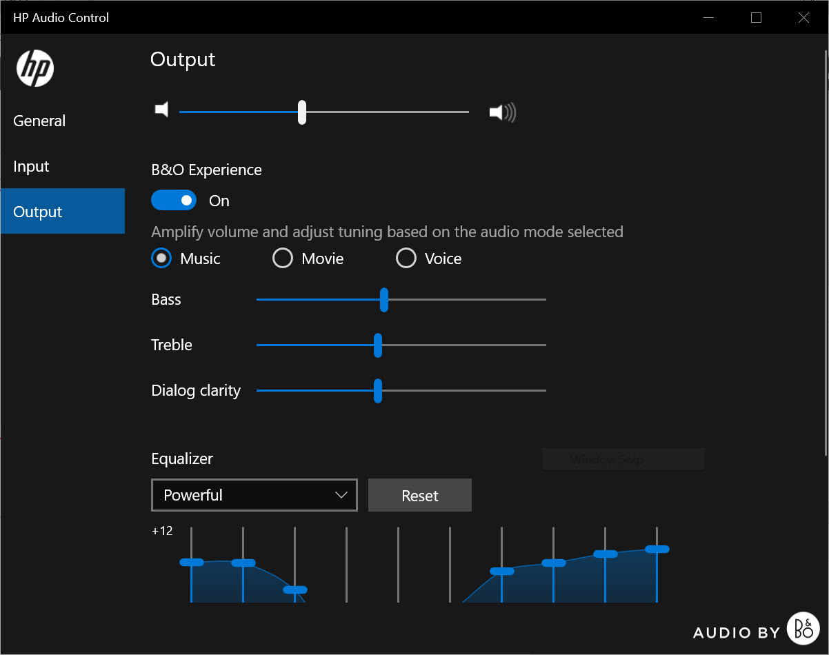Fix Missing B&O Audio App in HP