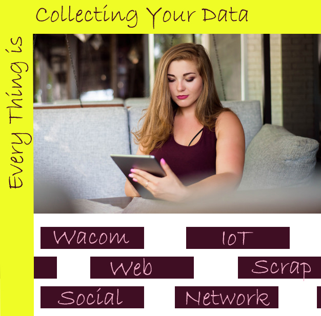 Every Thing is Collecting Your Data