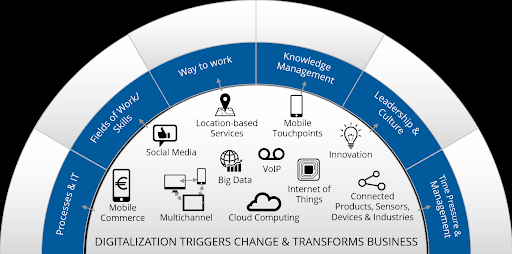 How IoT Digitizes the World