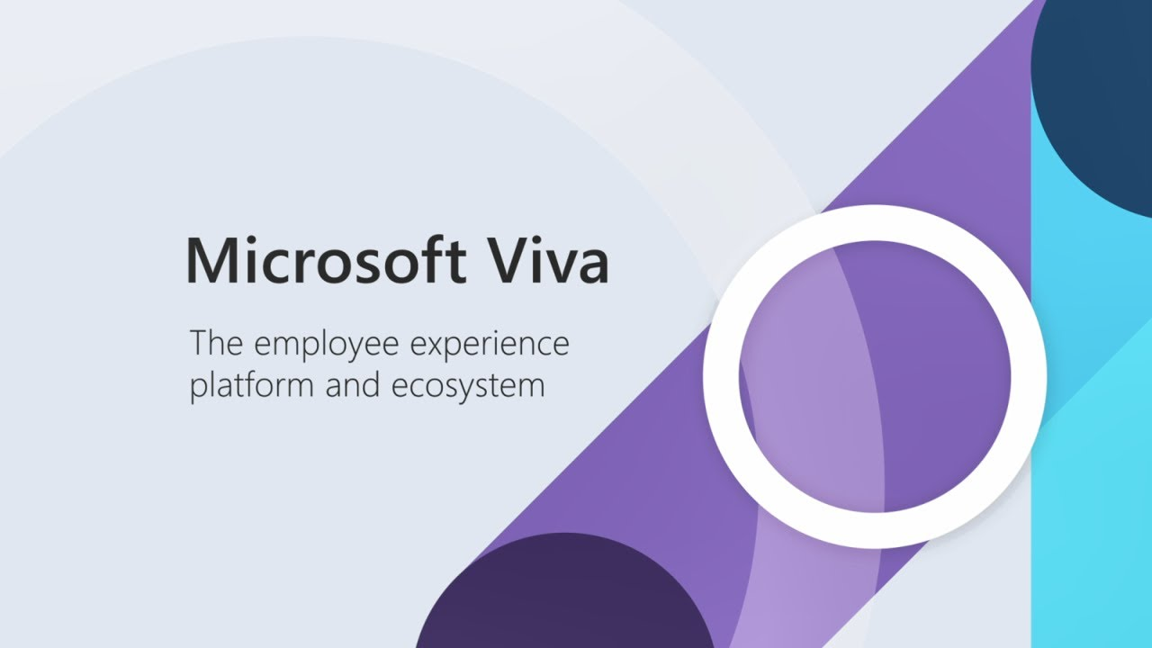 Microsoft Viva Platform for Employee Experience