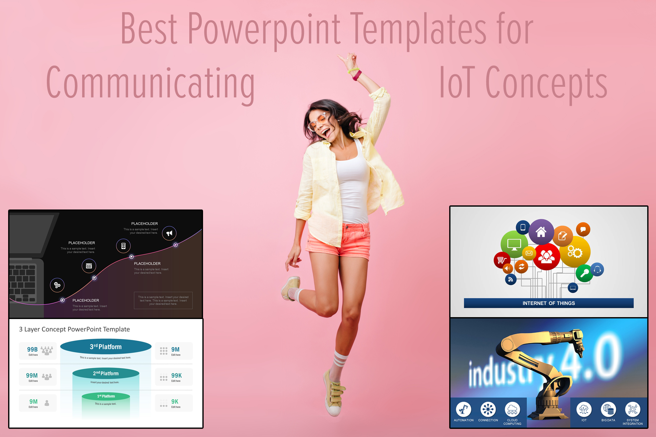 Best Powerpoint Templates for Communicating IoT Concepts