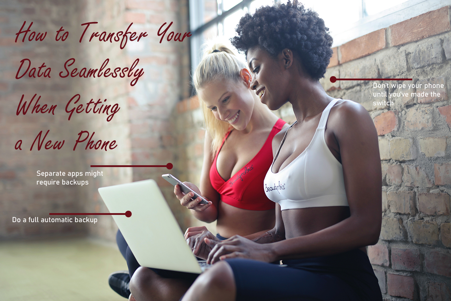 How to Transfer Your Data Seamlessly When Getting a New Phone