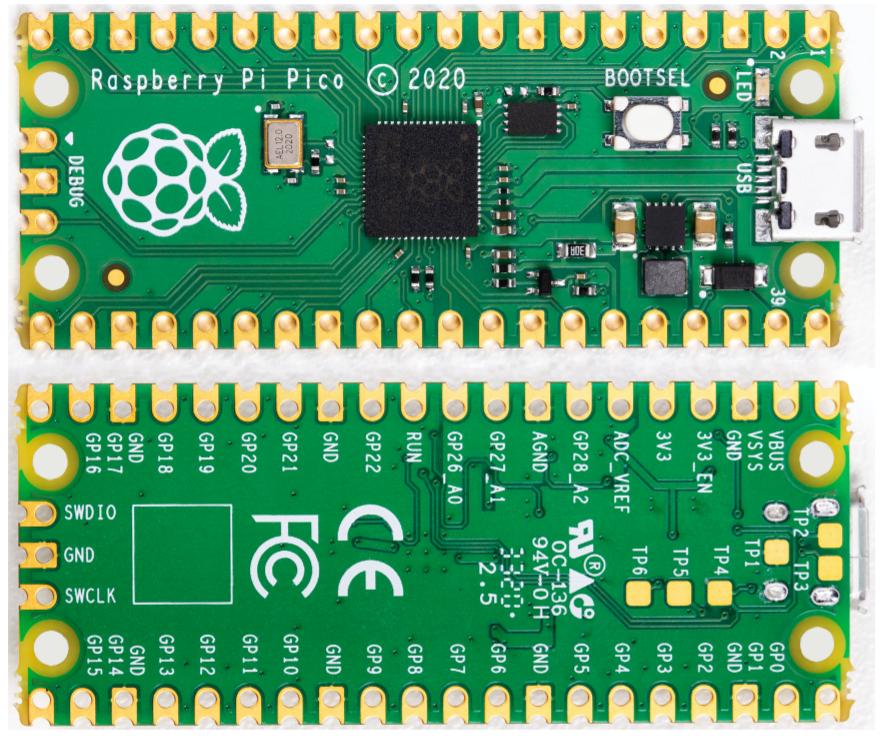 Raspberry Pi Pico vs ESP32