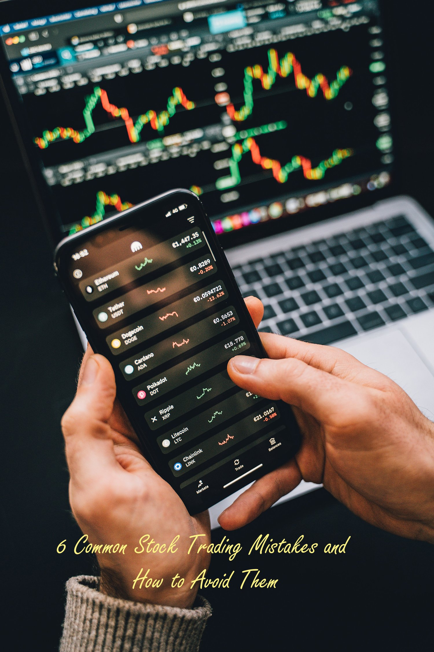 6 Common Stock Trading Mistakes and How to Avoid Them