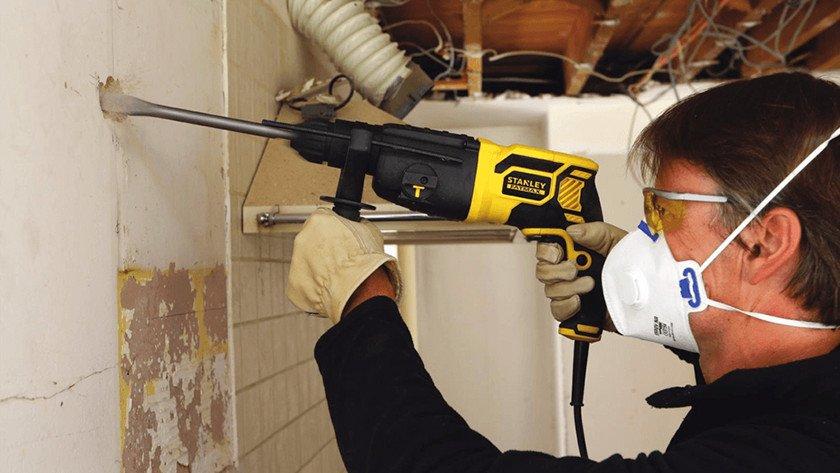 Rotary Hammer vs Demolition Hammer