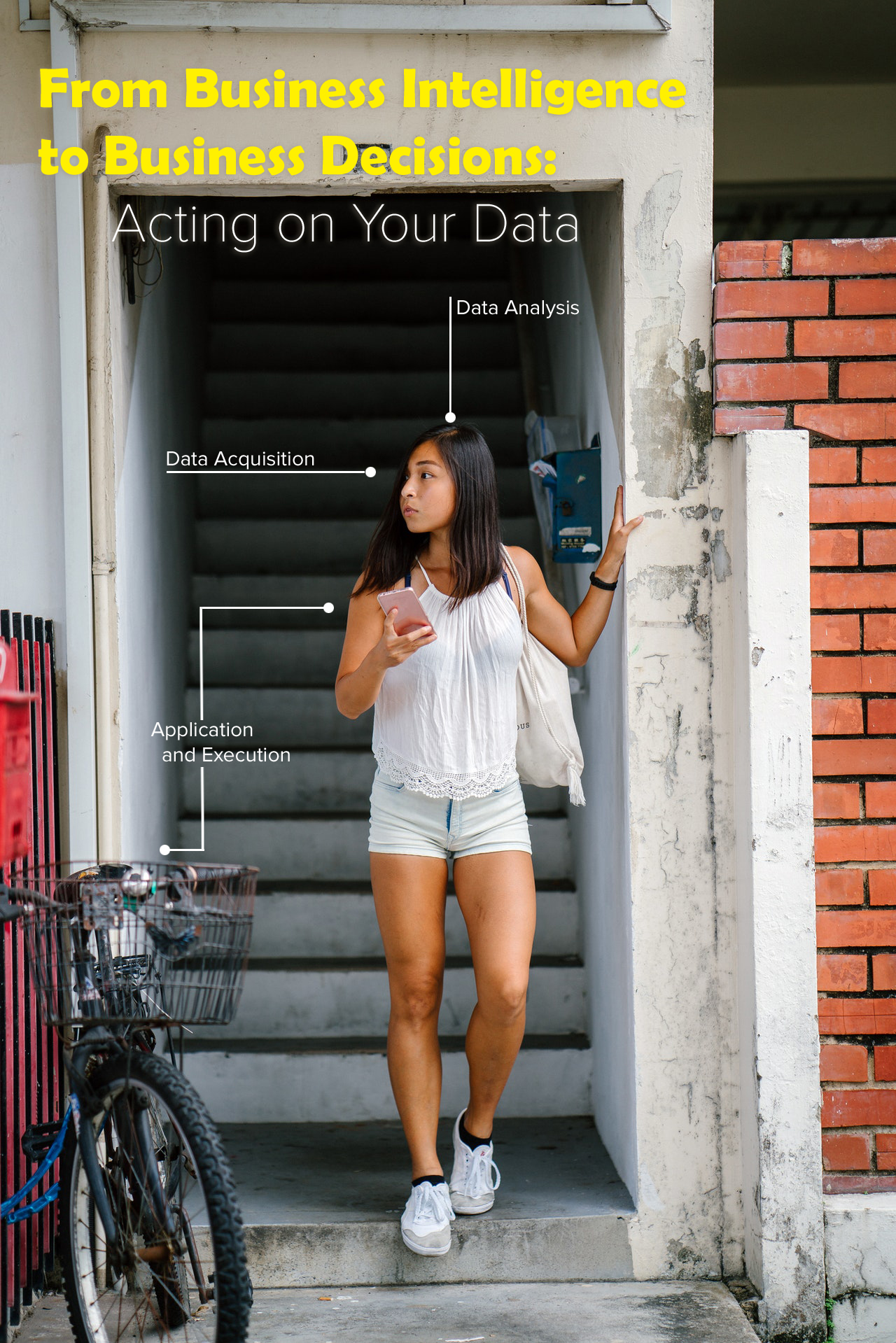 From Business Intelligence to Business Decisions Acting on Your Data