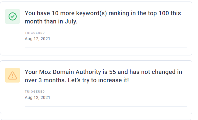 How is Diib When Compared to Semrush or Moz