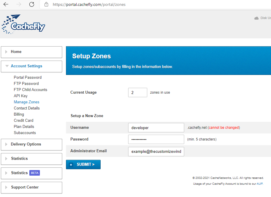 How to Serve a Whole Site From CacheFly CDN