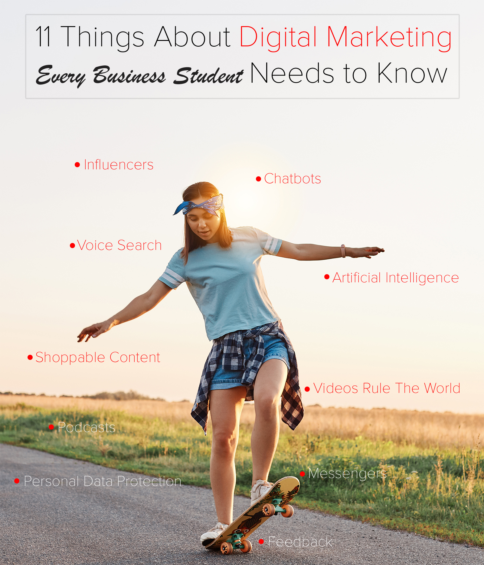 11 Things About Digital Marketing Every Business Student Needs to Know